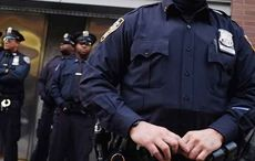 For some US police officers the choice now is a job or a jab