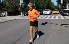 Born to Run: Irish ultrarunner, 71, to run four marathons in four days in NYC