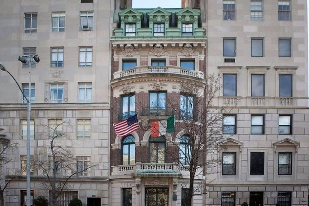 The American Irish Historical Society has been housed at 991 Fifth Avenue for more than 80 years.