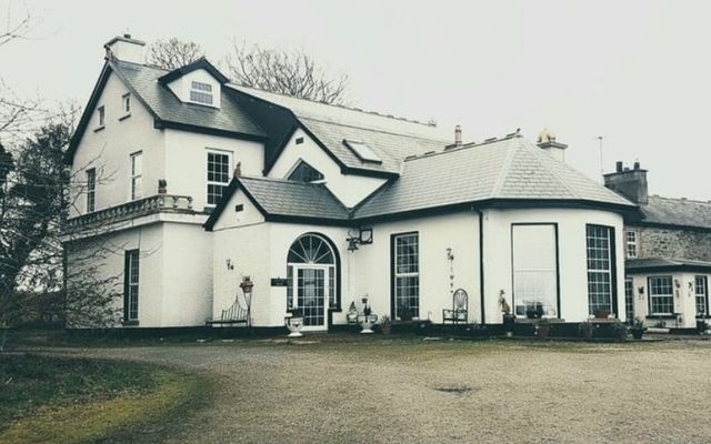 The former Church of Ireland rectory is said to be haunted by lost souls and a demonic presence.