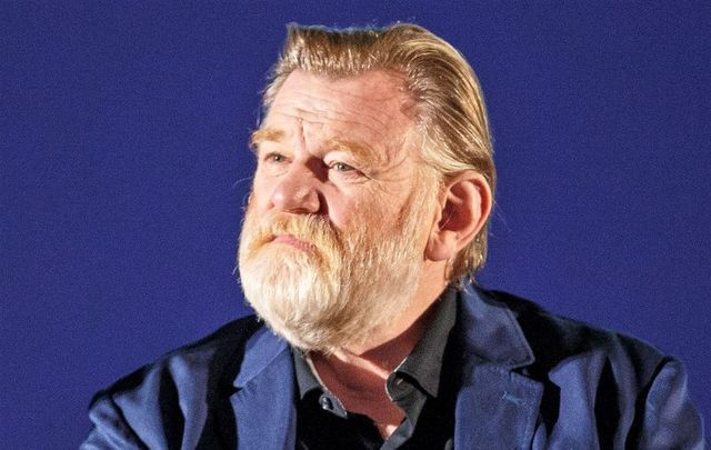 """Brendan Gleeson has been nominated for his role in \""""The Comey Rule.\"""""""
