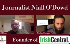 IrishCentral Founder Niall O'Dowd featured on the Long Hall Podcast in NY