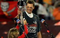 Tom Brady the Irish underdog is the greatest of all time