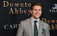 Downtown Abbey's Allen Leech to star in Hallmark rom-com