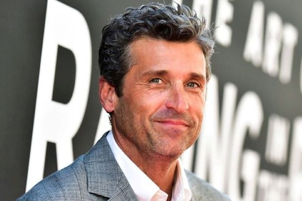 Actor Patrick Dempsey in 2019.