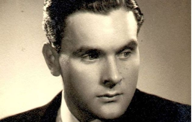 Edmund Seymour Burke served aboard the HMS Furious during the Second World War.