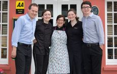 Irish hotel's e-cookbook of family recipes raises nearly €15k for children's charity