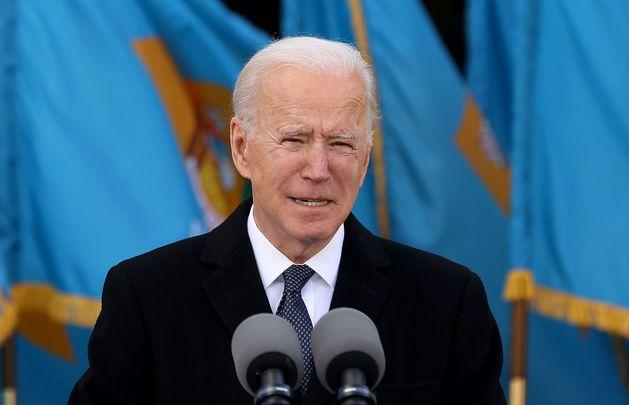Irish Catholic, President Joe Biden.