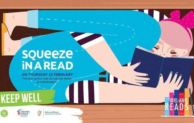 Squeeze in a read this February 25!