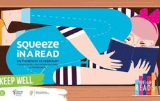 Squeeze in a read! New Irish campaign aims to get people reading