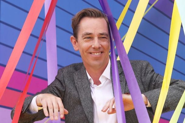 Ryan Tubridy, host of The Late Late Show.