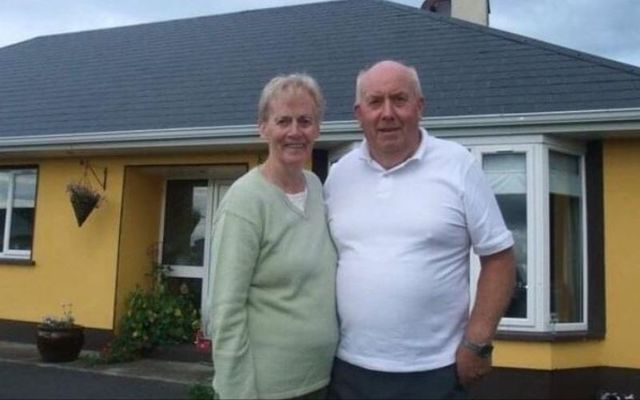 Seán Killeen\'s wife Mary passed away in London seven weeks ago, but none of her Irish family were able to attend the funeral due to current travel restrictions.