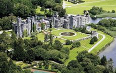 Ashford Castle named Ireland's only five-star hotel by Forbes, again!