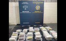 Millions of Euro worth of cocaine seized at Irish port