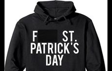 """AOH blasts Amazon over """"demeaning"""" St. Patrick's Day merchandise"""
