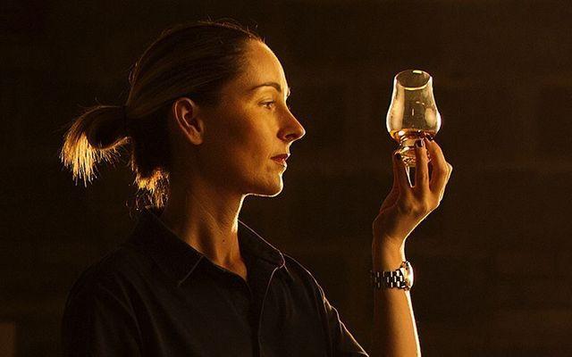 The art of Irish whiskey.