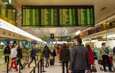 Dublin Airport passenger numbers dropped 78% last year