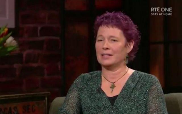 Abuse survivor Trish Kearney spoke to Ryan Tubridy on Ireland\'s Late Late Show on Friday night.