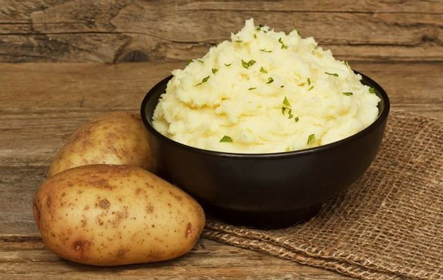 Would you try mashed potatoes made out of potato chips?