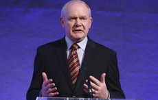 Martin McGuinness poetry prize upsets British... too bad