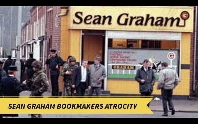 "AOH\'s ""Sean Grahm Bookmakers Atrocity\"" airs February 28 at 2 pm EST."
