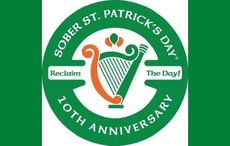 Save the date for the 10th annual Sober St. Patrick's Day!