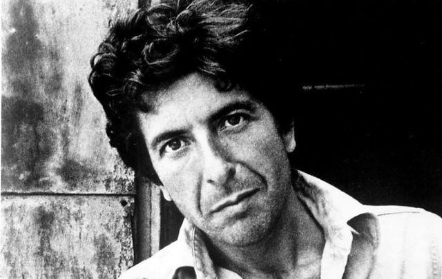 Leonard Cohen passed away in 2016