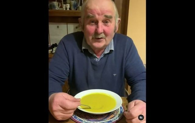 Padraig Howley has become an Irish Instagram sensation.