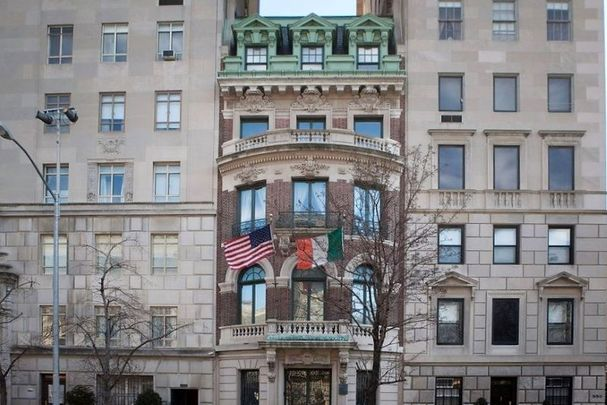 The American Irish Historical Society\'s Fifth Avenue headquarters is on the market.