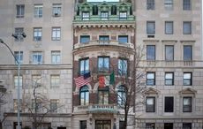 Pressure is on to stop the sale of landmark Irish building in NYC