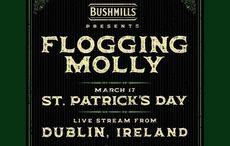 Flogging Molly to perform live stream concert from Dublin on St. Patrick's Day