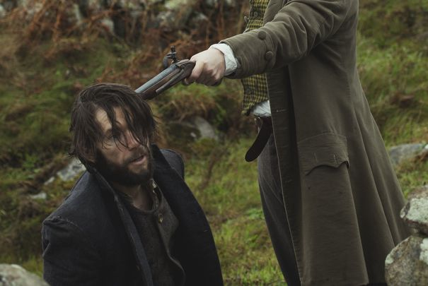 "In famine-ravaged 1845 Ireland, Colman Sharkey (Dónall Ó Héalaí) is under the gun in the Irish-language thriller ""Arracht\"" (\""Monster\"") with English subtitles, opening Solas Nua\'s Capital Irish Film Festival March 4, co-presented by AFI/Silver Theatre."