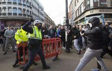 Gardaí close Stephen's Green amid violent anti-lockdown protests