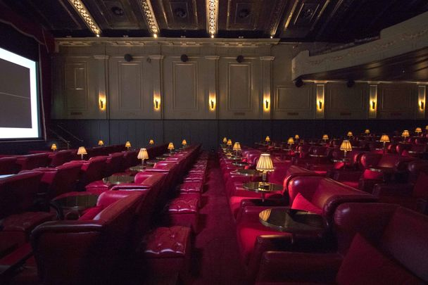 Stella Cinema in Dublin has been recognized as one of the most beautiful movie theaters in the world.