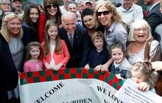 Joe Biden to launch Irish-American Heritage Month, March 2021