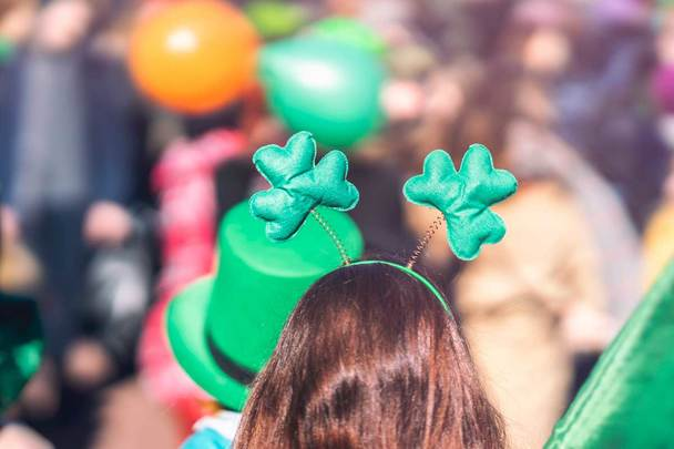 St. Patrick\'s Day: Celebrate the global phenomenon of March 17, Ireland\'s national holiday.