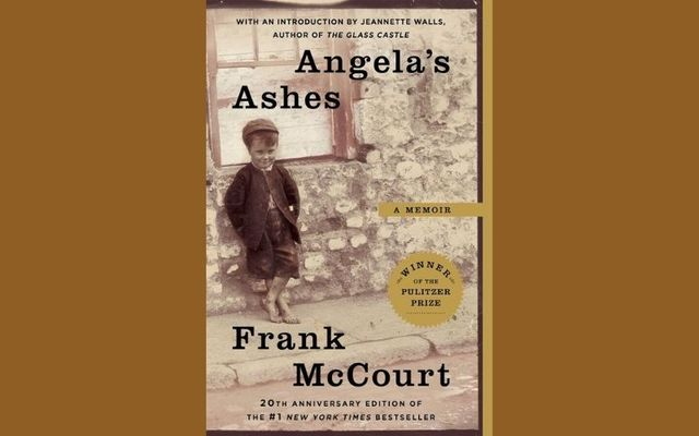 """Angela\'s Ashes\"" by Irish American author Frank McCourt is the IrishCentral Book Club selection for March."