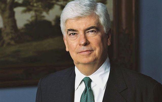 Former US Senator Chirs Dodd.