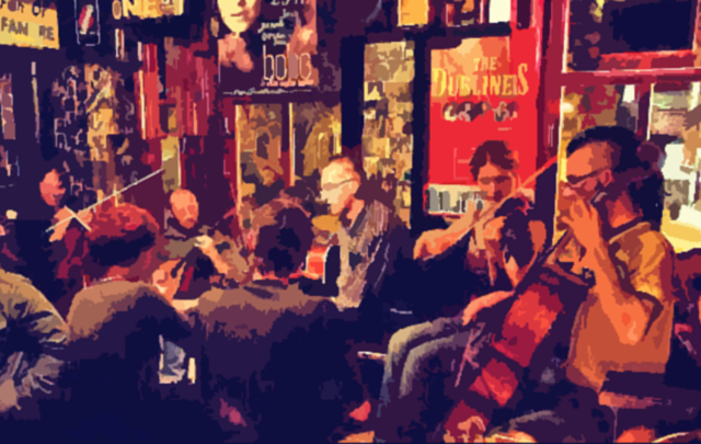 "The ""craic\"" is only might! Exploring the Irish pub ahead of St. Patrick\'s Day."
