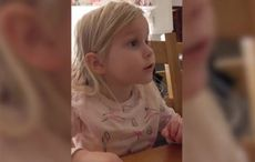 """Who speaks properly?"" Little girl with Northern Irish and American parents puts their accents to the test"