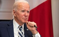 Biden backs Irish after British move to change Good Friday Agreement