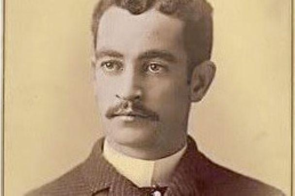 Irish baseball player Tony Mullane.