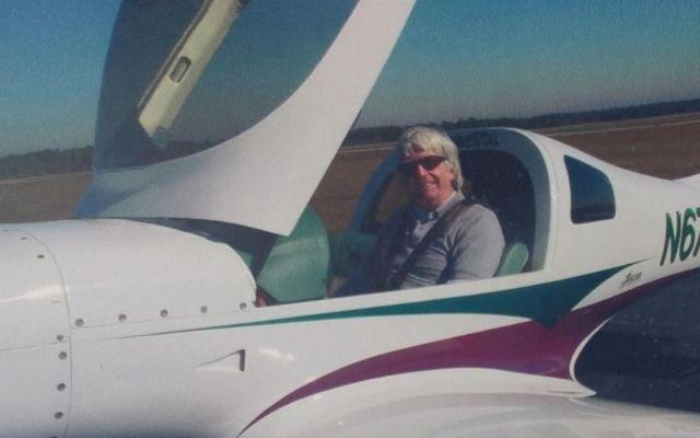 Brendan Spratt built his own plane and went missing 20 minutes before landing in Boca Raton.