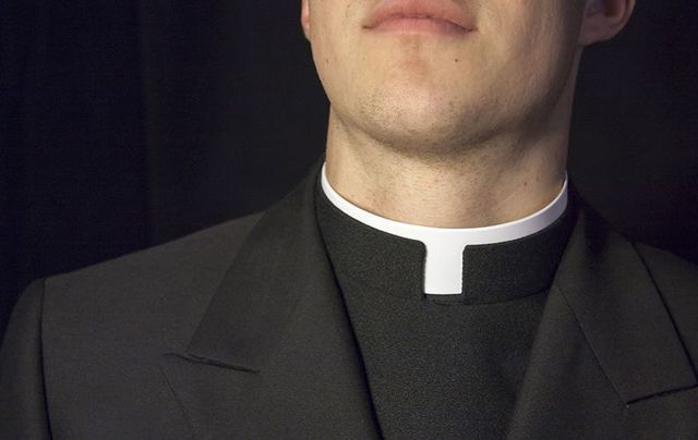 A Dublin priest has been ordered to stop administering Holy Communion to church parishioners.