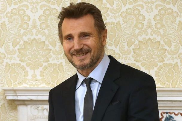 """Liam Neeson recently starred in several action thrillers, including \"""" The Ice Road\"""", \""""The Marksman\"""", and \""""Honest Thief\""""."""