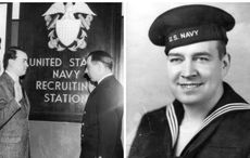 Hitler's nephew Willy fought against him in the US Navy in WWII