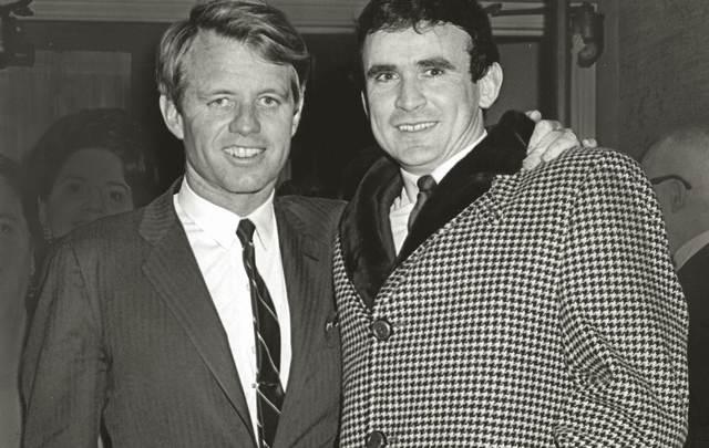 Robert F. Kennedy and P.J. Harvey.