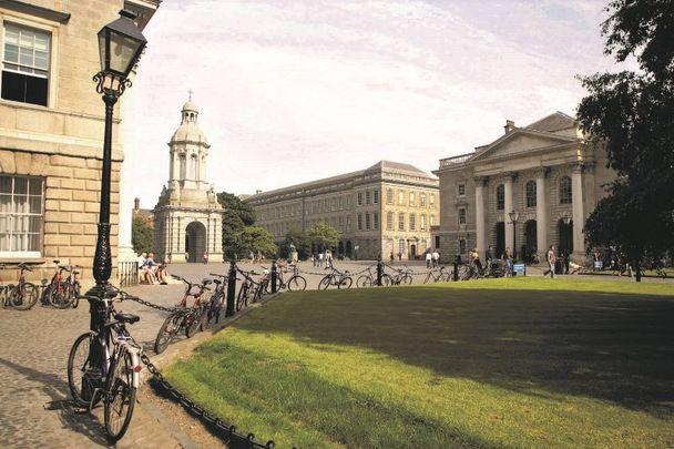 Trinity College Dublin.