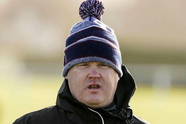 Irish horse trainer Gordon Elliott.