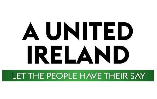 Friends of Sinn Féin USA ran advertisements calling for an Irish unity referendum in major US newspapers today, March 10.